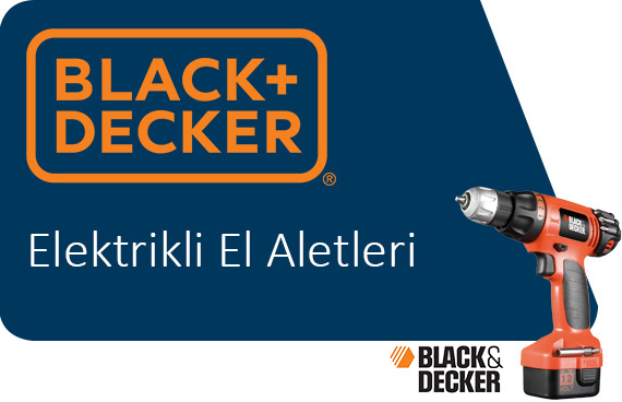 Back And Decker CD12CA - 12V Şarjlı Matkap
